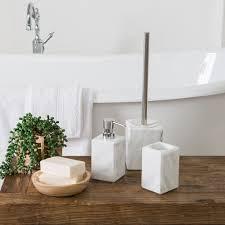 aura bathroom accessories pillow talk