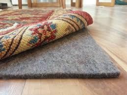 amazon com rug pad central 8 x 10 100 felt rug pad