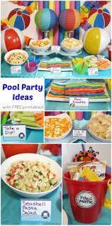 best 25 pool party birthday ideas on pinterest splash party