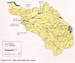 Oregon River Map by Region 6 Working Together