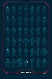 iron man u0027 round up new mondo posters infographic interviews and