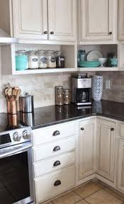 open kitchen shelving ideas 71 creative charming open kitchen shelves instead of cabinets