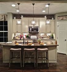 kitchen design marvelous rustic kitchen island lighting and