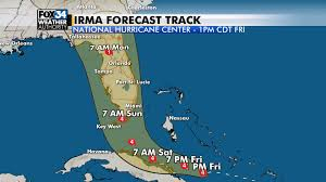 Port Of Miami Map by Sunny Weather Continues On South Plains Irma Heads To Florida