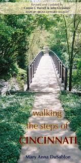 Map Of Cincinnati Walking The Steps Of Cincinnati Ohio University Press Swallow