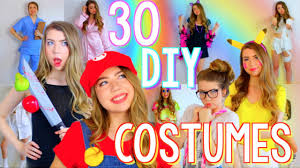 Halloween Costumes Cheap 30 Minute Diy Halloween Costumes Cheap U0026 Easy