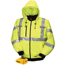 high visibility waterproof cycling jacket high visibility workwear u0026 apparel workwear safety gear