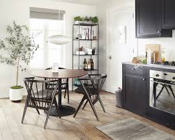 Room And Board Dining Table Why This Room Works Modern Dining Room Room U0026 Board
