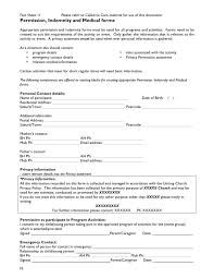 indemnity forms indemnity agreement template sample form