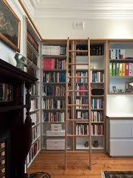 Library Bookcases With Ladder Bookcase With Ladder Houzz