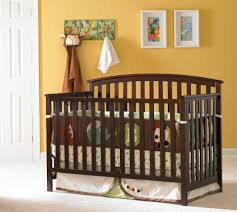 How To Convert Graco Crib To Toddler Bed by Graco Freeport Convertible Crib Espresso Toys
