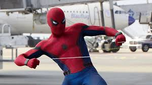 spider man fights swinging compilation imax hd