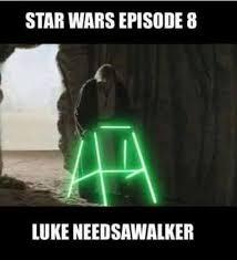 Star Wars Funny Memes - star wars episode 8 meme
