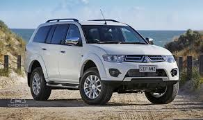 mitsubishi pajero sport 2015 mitsubishi pajero sport news reviews msrp ratings with