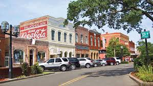 best town squares in america south s best college towns southern living
