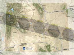 Map Of Wyoming And Montana by Svs 2017 Eclipse State Maps