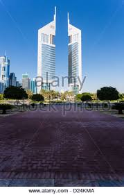 Emirates Help Desk Dubai Emirates Towers In Dubai Contains The Emirates Office Tower And
