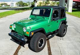 lime green jeep wrangler 2012 for sale purchase used for sale 2004 jeep wrangler electric lime green