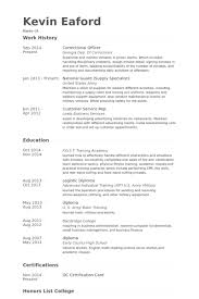 Forever 21 Resume Sample by Correctional Officer Resume Samples Visualcv Resume Samples Database