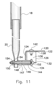 patent us6425572 retractable telescoping handrail for