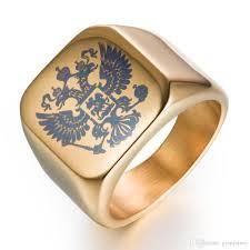 mens wedding rings titanium 2018 new mens rings titanium 316l polished stainless steel ring