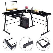 100 black corner computer desk ikea desks restoration