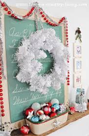 christmas wreath ideas town u0026 country living