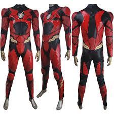 Birthday Suit Halloween Costume by Dc Comics Superhero Flash Barry Allen Halloween Costume Justice