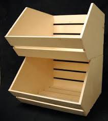 Diy Bulk Bins Pottery Barn Knock Off Free Plans by Pottery Barn Toy Bin Knockoff With Veggie Crates From Michael U0027s
