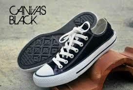 Sepatu Converse Black faashion sepatu all canvas daftar harga terbaru terlengkap