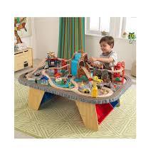 kidkraft train table compatible with thomas kidkraft thomas the tank engine train sets ebay