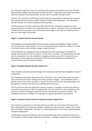 primary letter writing paper thistly meadow primary school complaints policy pdf flipbook p 1 8