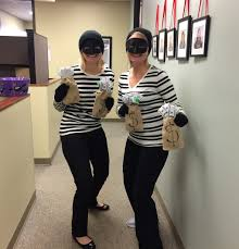 Hilarious Halloween Costumes Creative Halloween Costume For The Office Partners In Crime