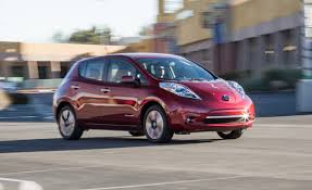 nissan leaf kit car 2014 chevy spark ev vs fiat 500e ford focus electric honda fit
