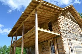 one story log cabins the story of a seamstress current log house pictures inside u0026 out