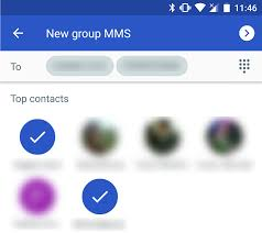 android messages v2 2 cleans up setup for solo and group