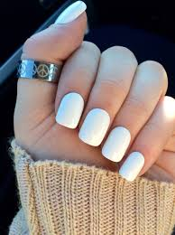 acrylic white nails u2013 slybury com
