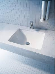 duravit 0305490000 starck 3 undermount vanity basin white finish