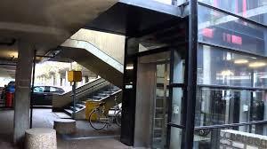 a thyssen de reus elevator amc hospital parking garage in