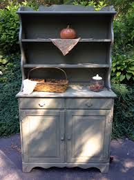 french country painted kitchen hutch shabby chic pinterest