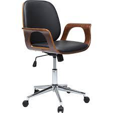 kare design shop office chair patron walnut kare design