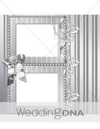 Wedding Scrapbook Page Silver Wedding Scrapbook Page Wedding Scrapbooking
