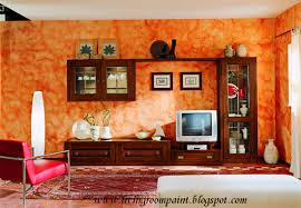 lovely decoration wall paint ideas for living room warm color
