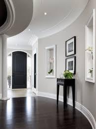 gray painted rooms living room design dark wood trim wooden floor living room decor