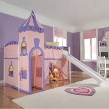 Princess Castle Bunk Bed Castle Bunk Beds Hayneedle