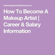 How To Be A Professional Makeup Artist 8 Best Projects To Try Images On Pinterest Becoming A Makeup