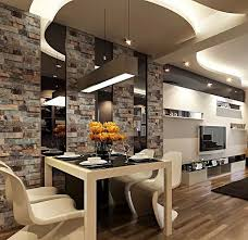 3d Wallpaper Interior 53cm X 10m Pvc Vinyl Modern Faux Brick Stone 3d Wallpaper Living
