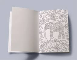 coloring book printing recommendations