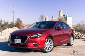 mazda canada review 2017 mazda3 gt manual canadian auto review