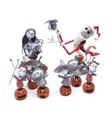 disney showcase nightmare before figurines ebth